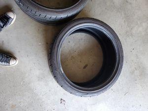 Photo 255/35ZR20 nitto tires