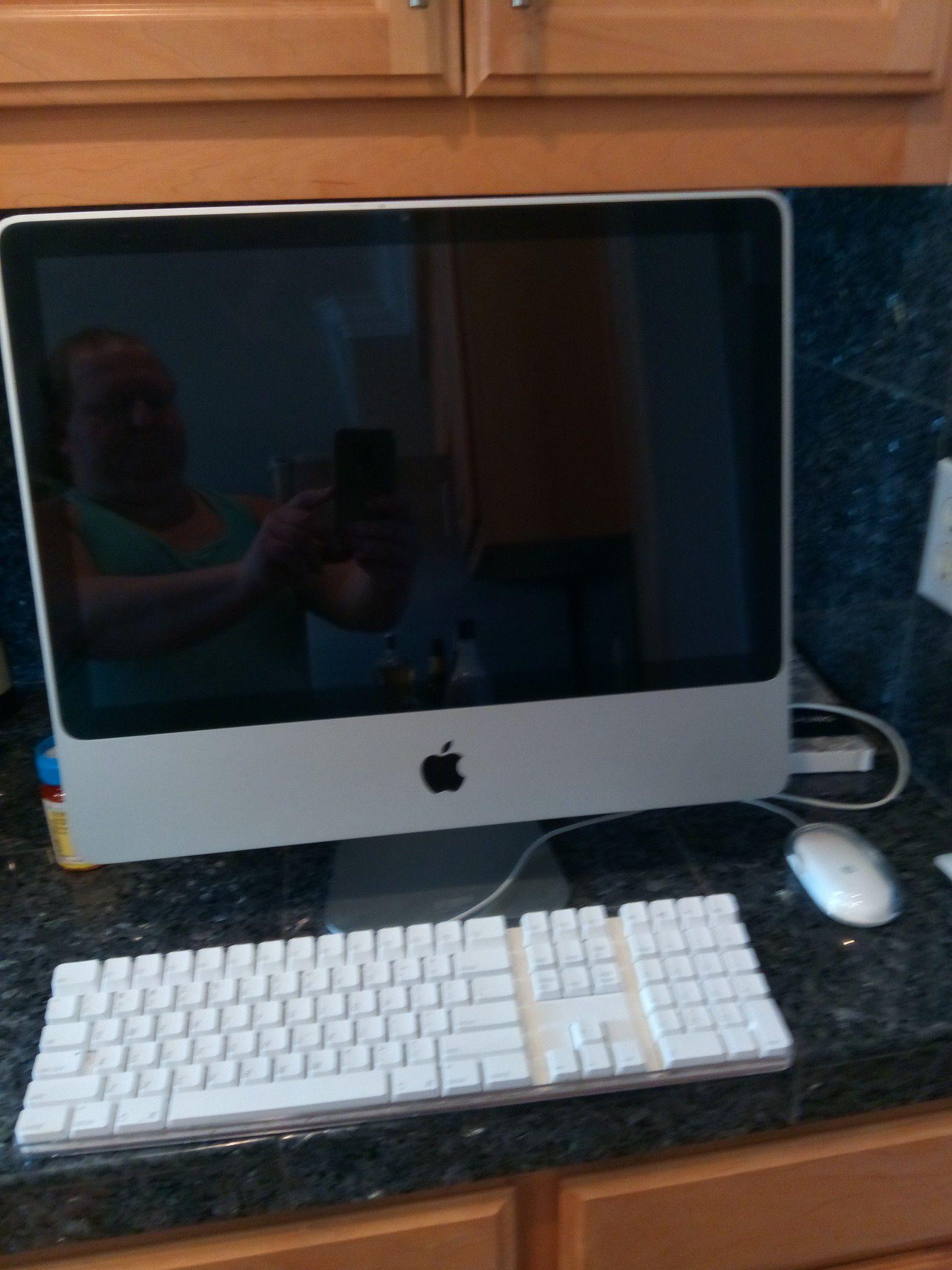 IMac Apple computer 2.26 GHz Intel Core, 4 GB