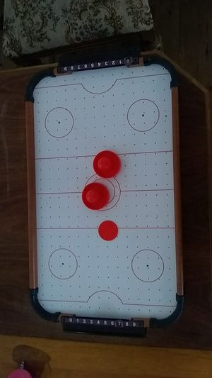 Mini table top air hockey for Sale in Modesto, CA