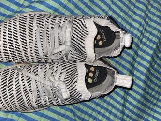 Adidas NMD_R1 Grey primeknit Size 11 Thumbnail