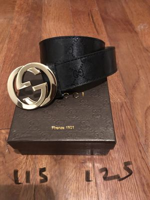 Gucci Belt for Sale in Gaithersburg, MD