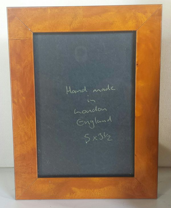 Exotic Wood Frames from London England (Collectibles) in ...