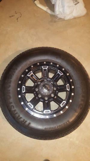 8 lug wheels for Sale in Appomattox, VA