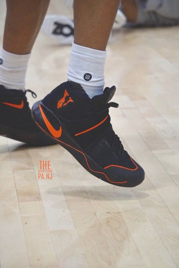 "b02cd695eec6 Nike Kyrie 2 - ""VLone"" Custom (All Sizes) for Sale in Perth Amboy ..."