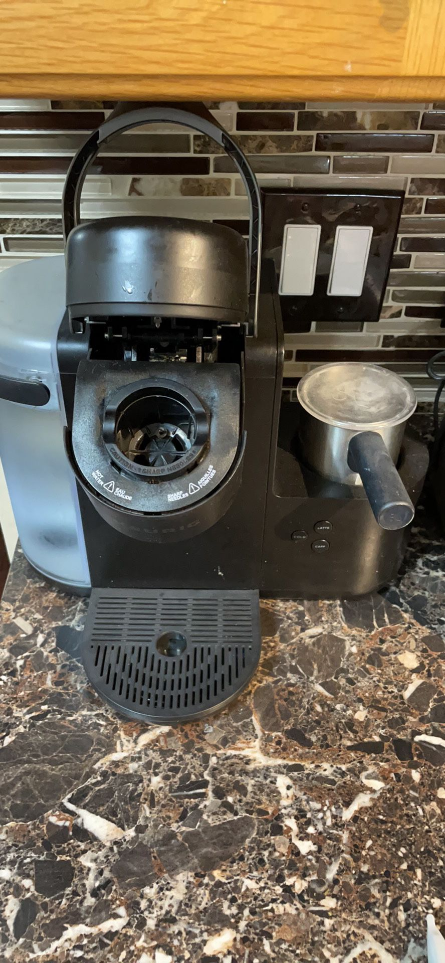 Keurig Cafe Cappuccino And Lattes Maker