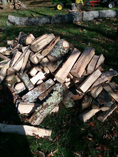 Firewood (ash/walnut)