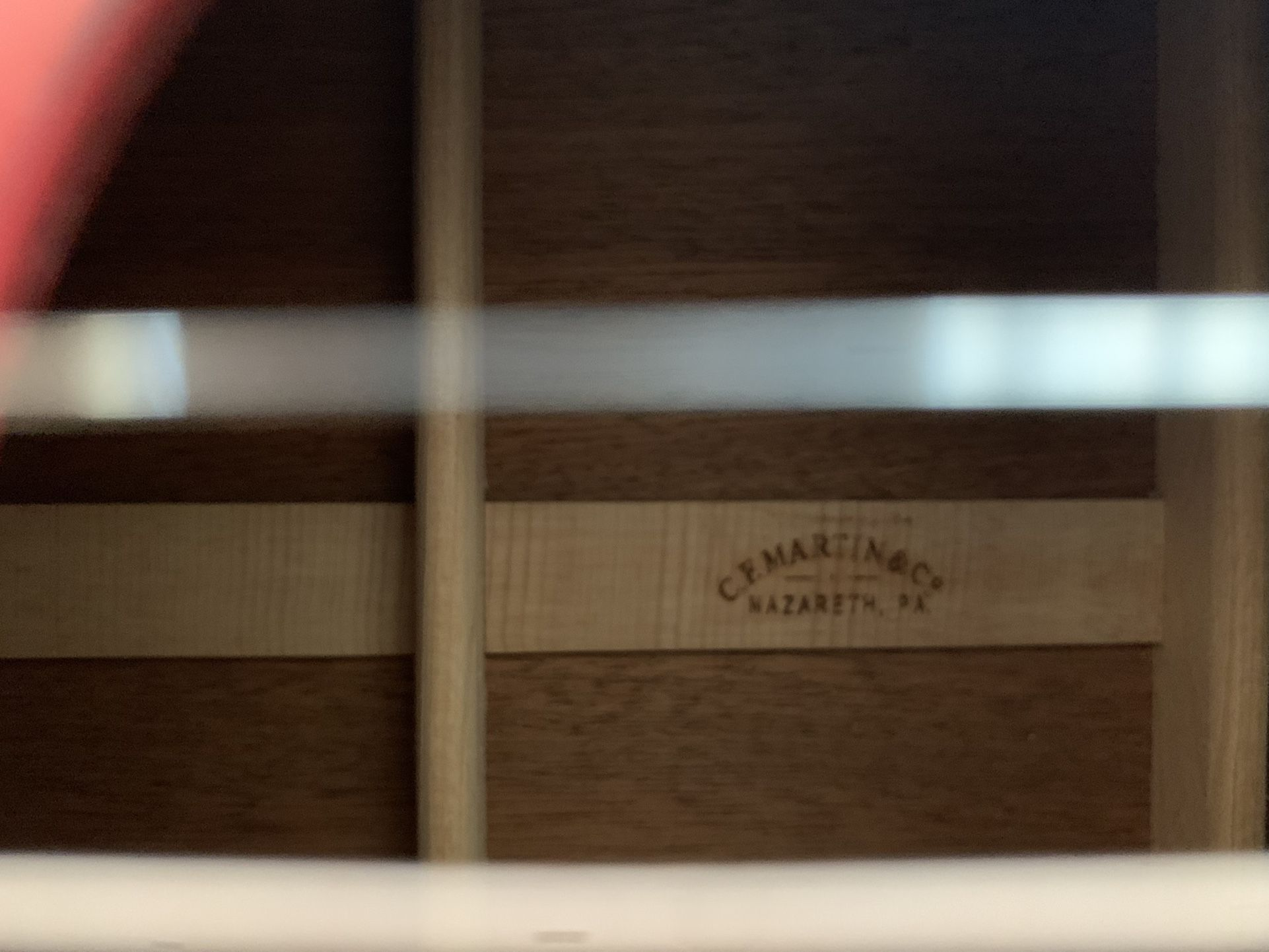 Martin OMC-15ME Acoustic Electric Guitar