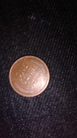 1956 wheat penny Thumbnail