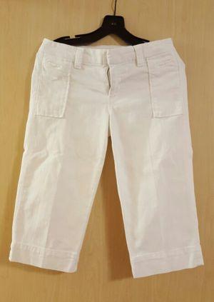 Joe's White denim Capri pants for Sale in Seattle, WA