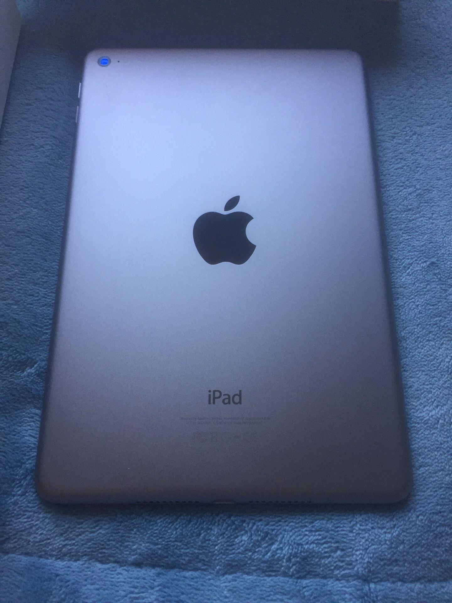 Apple iPad Mini 4 WiFi - 128GB - Space Gray