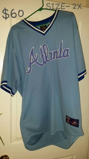 Throw back jersey Atlanta for Sale in Austin, TX