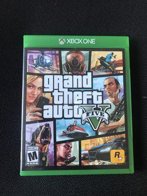 GTA 5 Xbox one for Sale in Miami, FL