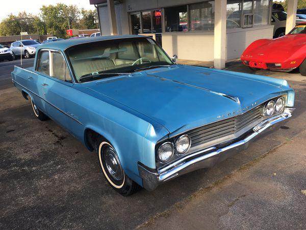 1963 Oldsmobile Dynamic 88 For Sale In Nashville Tn Offerup