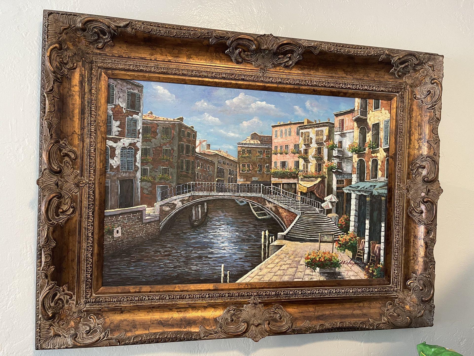 Cuadro De Venezia