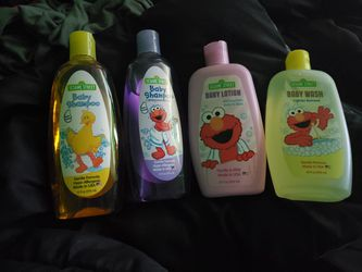 Baby wipes, bottles and baby toiletries Thumbnail