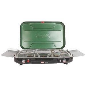 Coleman Eventemp 3-Burner Propane Camp Stove for Sale in Houston, TX