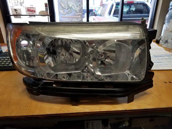Subaru Forester Headlights