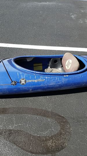 Perception corona kayak