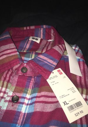 Uniqlo dress up shirt for Sale in Annandale, VA