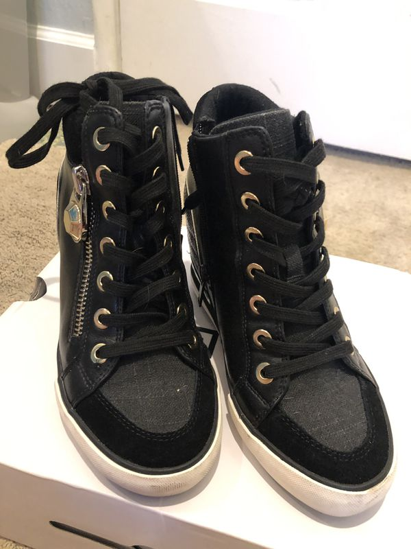 98eb93e4ba77 Aldo wedge sneakers for Sale in San Diego