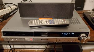 Photo Panasonic Recordable DVD home theater system