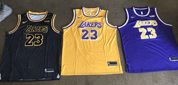the latest a40b6 24060 4xl lakers jersey