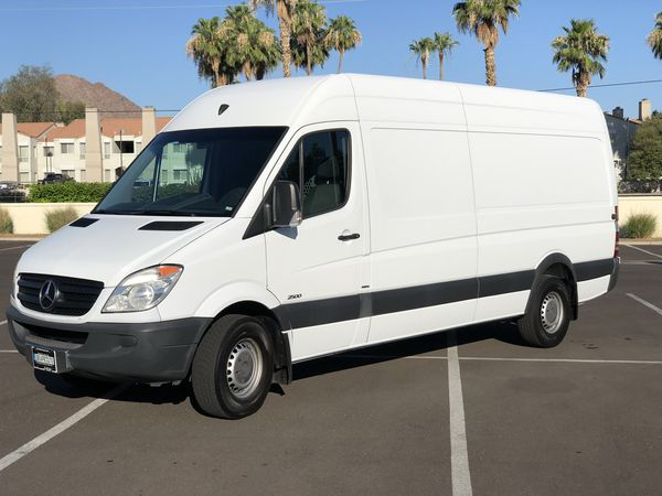 """927c625ab2c976 2010 MERCEDES SPRINTER 2500 170"""" WB HIGH ROOF for Sale in Scottsdale ..."""