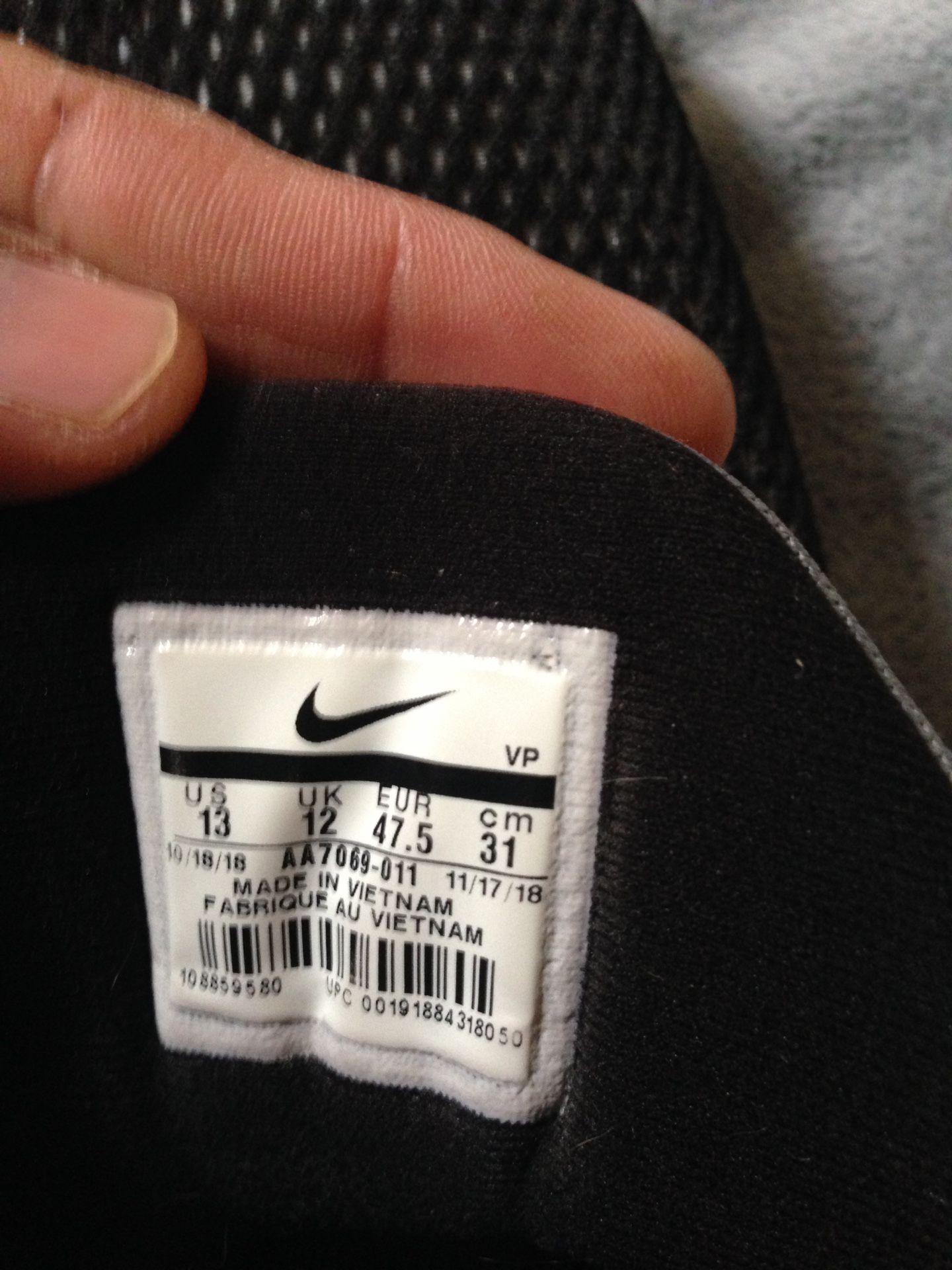 Nike Air Precision size 13