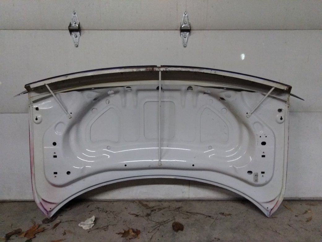 Used in race Nascar GE Silicon race car trunk deck