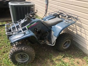 02 Kawasaki lakato 4wheeler for Sale in Washington, DC