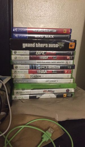 Xbox Games for Sale in Washington, DC