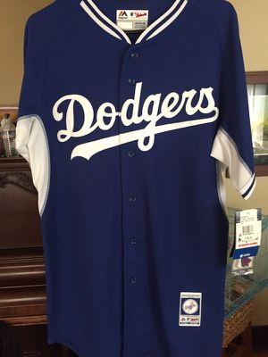 sale retailer 38554 d8930 Dodgers Authentic Majestic Jersey for Sale in Los Angeles, CA - OfferUp