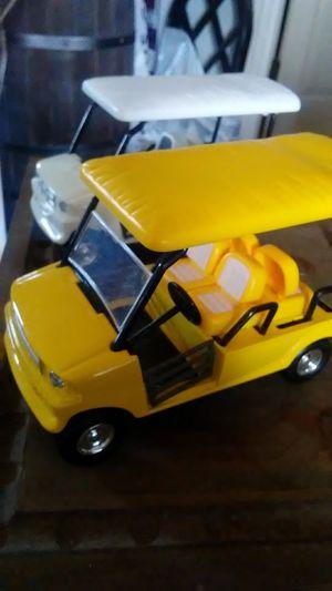 Photo 2 mini pull back golf cars