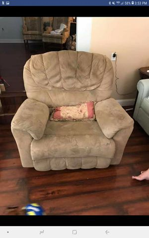 Awesome New And Used Recliner For Sale In Florence Sc Offerup Inzonedesignstudio Interior Chair Design Inzonedesignstudiocom