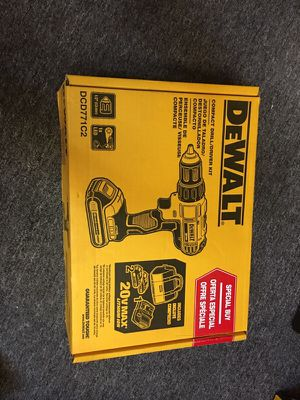 Dewalt compact drill compact for Sale in Temple Hills, MD