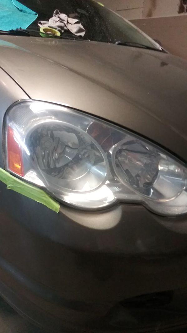 Acura Rsx Head Lights Auto Parts In Moreno Valley CA OfferUp - Acura rsx car parts