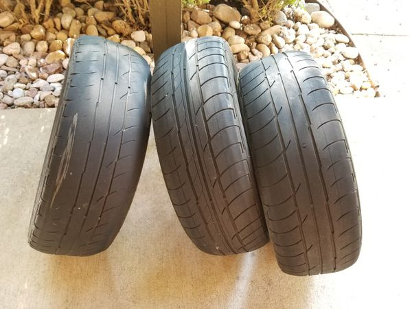3 Tires 205 60 R16 92h Discount Tire For Sale In Plano Tx Offerup