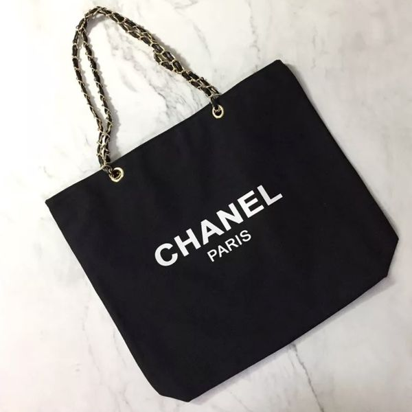 df963b27b8f028 CHANEL VIP Gift Canvas Tote Bag for Sale in San Jose, CA - OfferUp