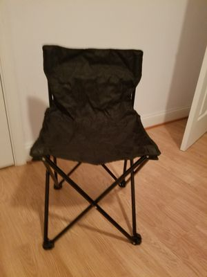 Collapsible chair for Sale in Laurel, MD