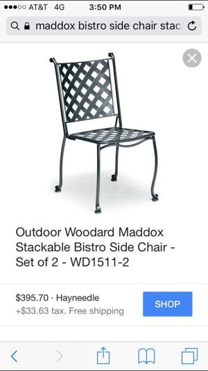 New And Used Bistro Chairs For Sale In Livermore Ca Offerup