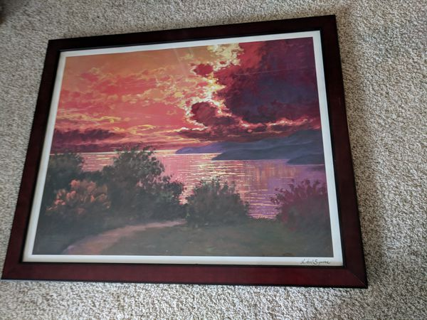 Sunset Seascape L  Bel Signoze for Sale in Columbus, OH - OfferUp