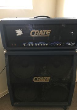 Crate Blue Voodoo 60 ( Guitar Amp ) Thumbnail