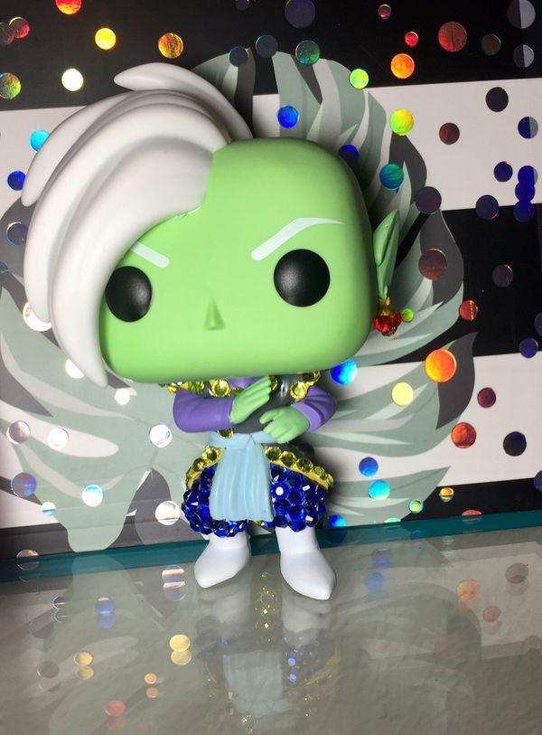 Funko pop Custom zamasu Crystal for Sale in Longview, TX ...