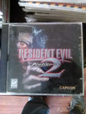 Resident Evil 2 PC game for Sale in Washington, DC