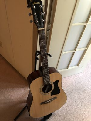 Ibanez acoustic guitar $70 for Sale in Kissimmee, FL