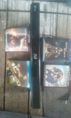 LG blue ray player +4 Dad's for Sale in Atlanta, GA