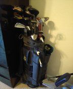 GOLF CLUBS with BAG for Sale in Orlando, FL