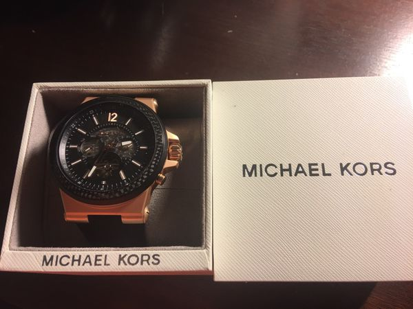 67b5e216a6a4 MICHAEL KORS Dylan Automatic Chronograph Men s Watch Item No. MK9019 for  Sale in Chicago