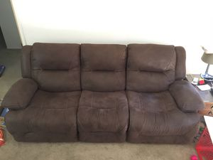 Cool New And Used Recliner Sofa For Sale In Colton Ca Offerup Gamerscity Chair Design For Home Gamerscityorg