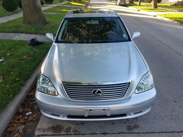 2005 Lexus LS430 for Sale in Oakbrook Terrace, IL - OfferUp